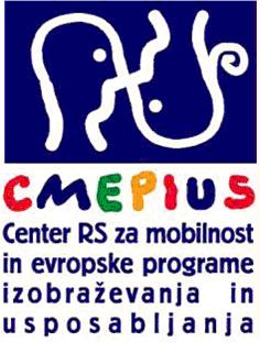Mednarodno sodelovanje – CMEPIUS