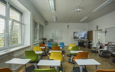 Slavnostna otvoritev prenovljene računalniške učilnice