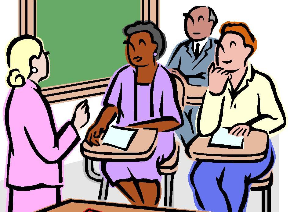 Vabilo na 1. roditeljski sestanek za starše dijakov 3. letnika