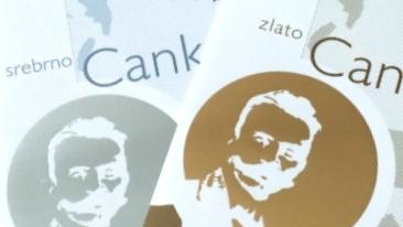 Sedem bronastih Cankarjevih priznanj